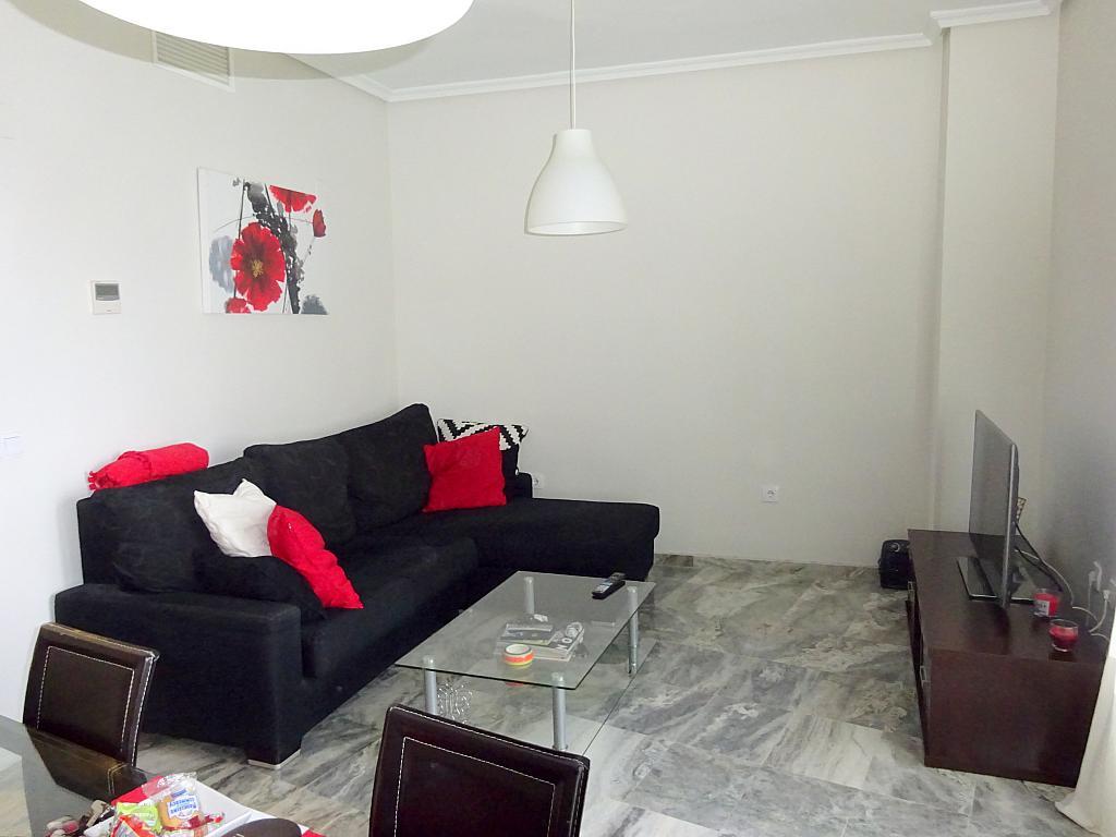 Salón - Piso en alquiler en calle Emilio Lemos, Av. Ciencias-Emilio Lemos en Sevilla - 277587982