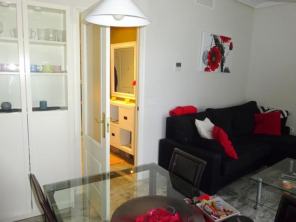 Salón - Piso en alquiler en calle Emilio Lemos, Av. Ciencias-Emilio Lemos en Sevilla - 277587993