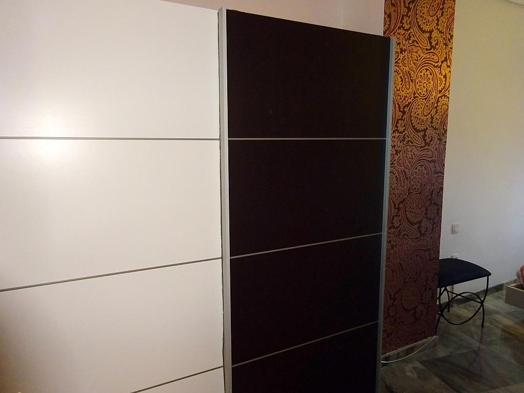 Dormitorio - Piso en alquiler en calle Emilio Lemos, Av. Ciencias-Emilio Lemos en Sevilla - 277588018