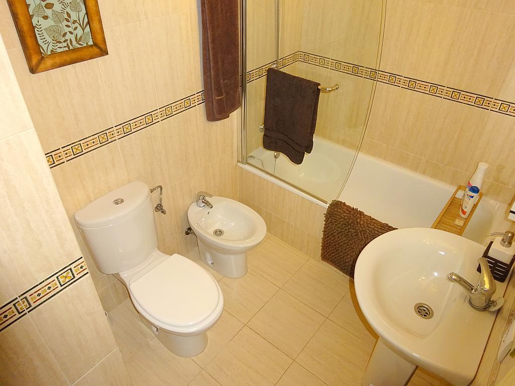 Baño - Piso en alquiler en calle Emilio Lemos, Av. Ciencias-Emilio Lemos en Sevilla - 277588021