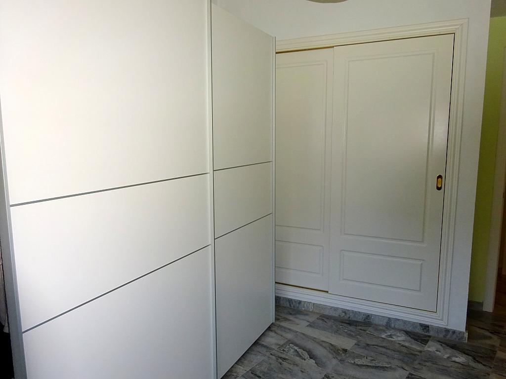 Dormitorio - Piso en alquiler en calle Emilio Lemos, Av. Ciencias-Emilio Lemos en Sevilla - 277588053
