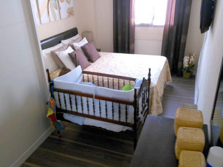Dormitorio - Piso en alquiler en calle De Las Ciencias, Av. Ciencias-Emilio Lemos en Sevilla - 279729331