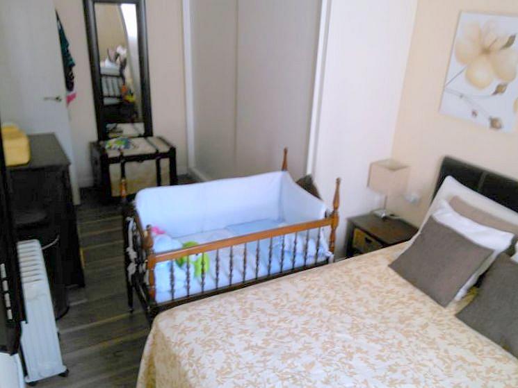 Dormitorio - Piso en alquiler en calle De Las Ciencias, Av. Ciencias-Emilio Lemos en Sevilla - 279729337