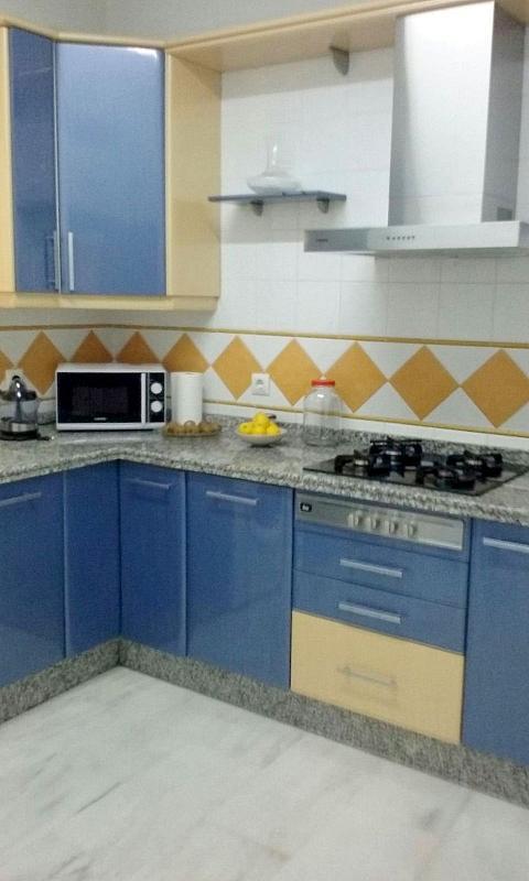 Cocina - Apartamento en alquiler en calle De Las Ciencias, Av. Ciencias-Emilio Lemos en Sevilla - 303860652