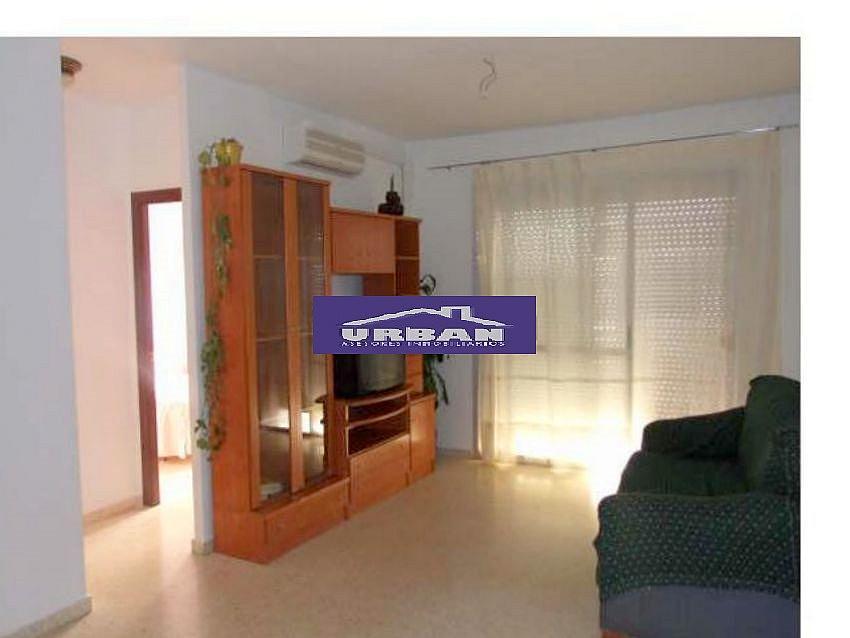 Salón - Piso en alquiler en calle Flor de Retama, Av. Ciencias-Emilio Lemos en Sevilla - 312150441