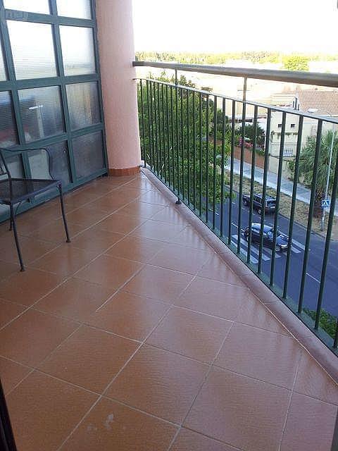 Terraza - Piso en alquiler en calle De Las Ciencias, Av. Ciencias-Emilio Lemos en Sevilla - 332016867
