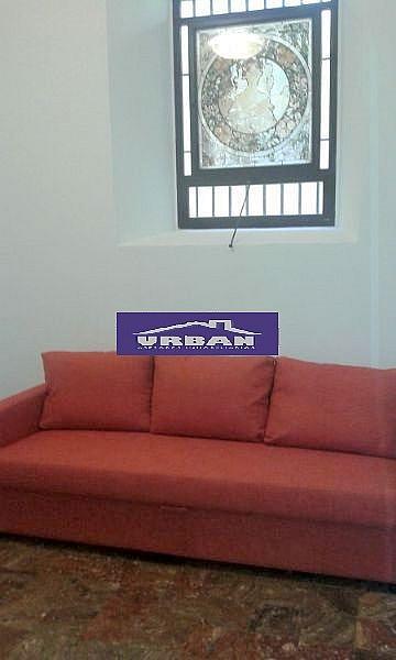Dormitorio - Estudio en alquiler en calle Mateos Gago, Santa Cruz en Sevilla - 345969818