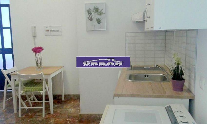 Cocina - Estudio en alquiler en calle Mateos Gago, Santa Cruz en Sevilla - 345969824