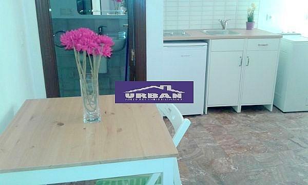Cocina - Estudio en alquiler en calle Mateos Gago, Santa Cruz en Sevilla - 345969839