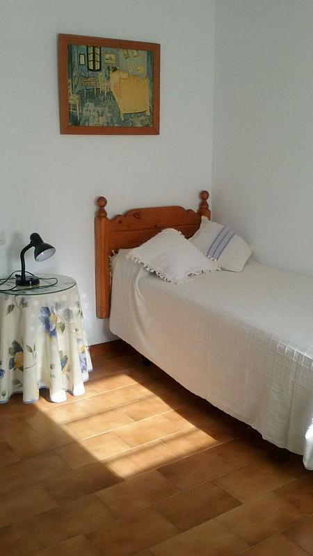 Dormitorio - Apartamento en alquiler en calle Manuel Siurot, Bami en Sevilla - 350724118