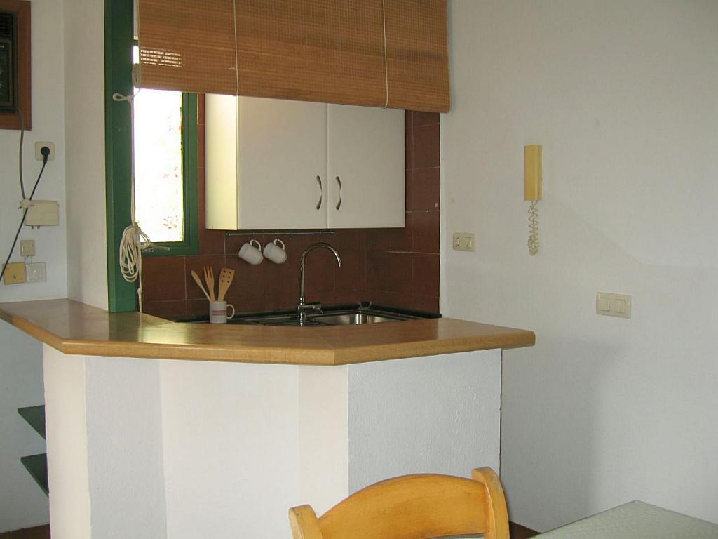Cocina - Apartamento en alquiler en calle Manuel Siurot, Bami en Sevilla - 350724131