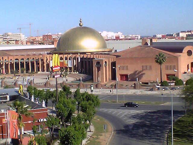 Estudio en alquiler en calle Alcalde Luis Uruñuela, Av. Ciencias-Emilio Lemos en Sevilla - 112923427