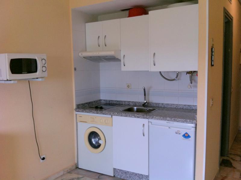 Estudio en alquiler en calle Innovación, Este - Alcosa - Torreblanca en Sevilla - 114349607