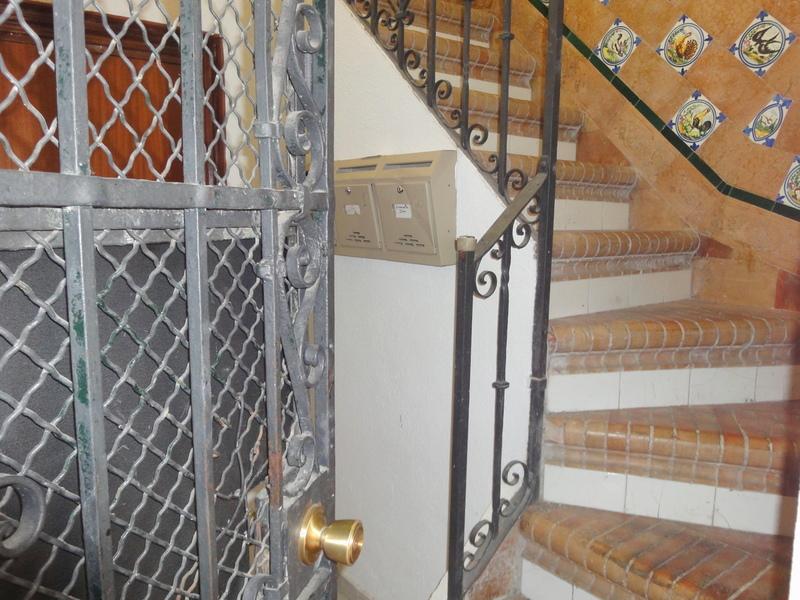 Zonas comunes - Apartamento en alquiler en calle Aguilas, Casco Antiguo en Sevilla - 117838641