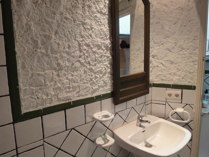 Baño - Apartamento en alquiler en calle Aguilas, Casco Antiguo en Sevilla - 117838677