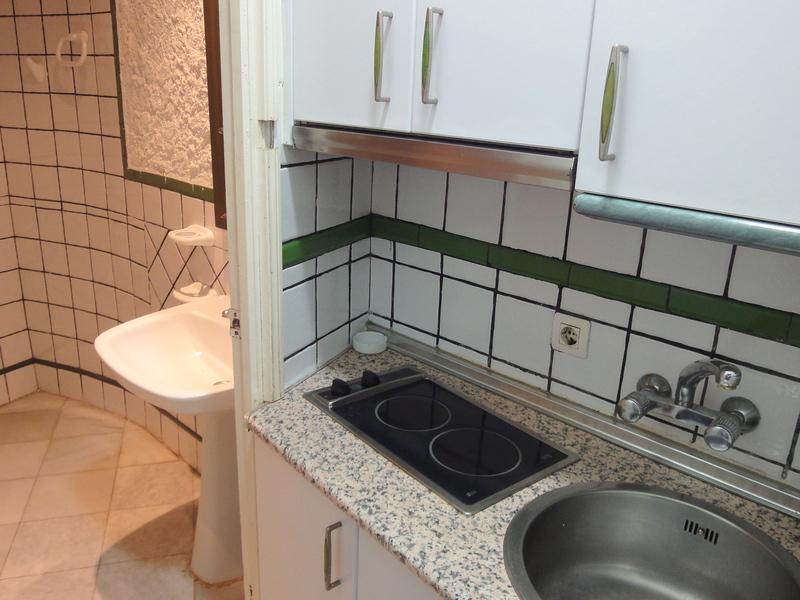 Cocina - Apartamento en alquiler en calle Aguilas, Casco Antiguo en Sevilla - 117838704
