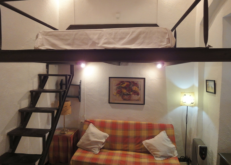 Dormitorio - Apartamento en alquiler en calle Aguilas, Casco Antiguo en Sevilla - 117838708