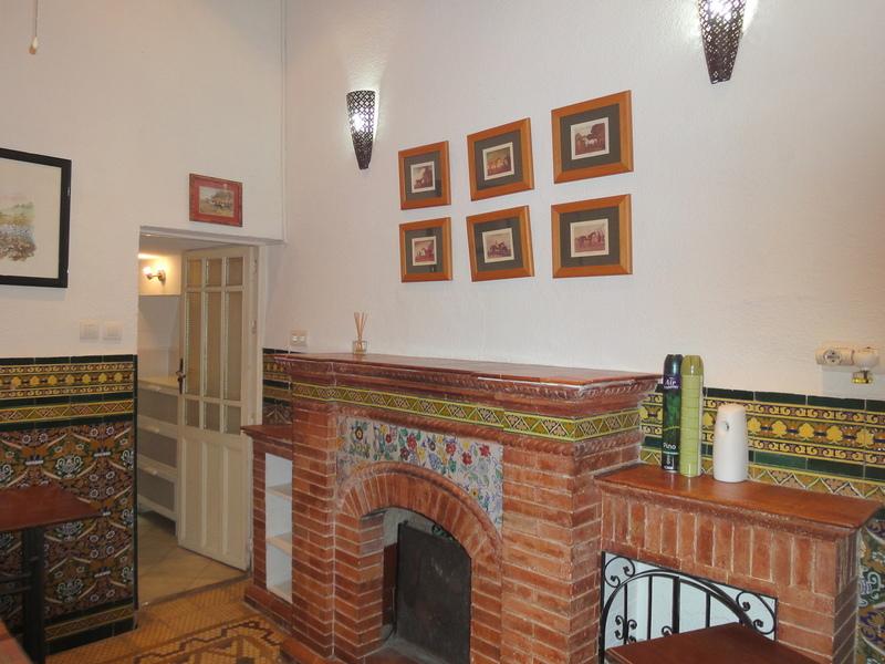 Salón - Apartamento en alquiler en calle Aguilas, Casco Antiguo en Sevilla - 117838711