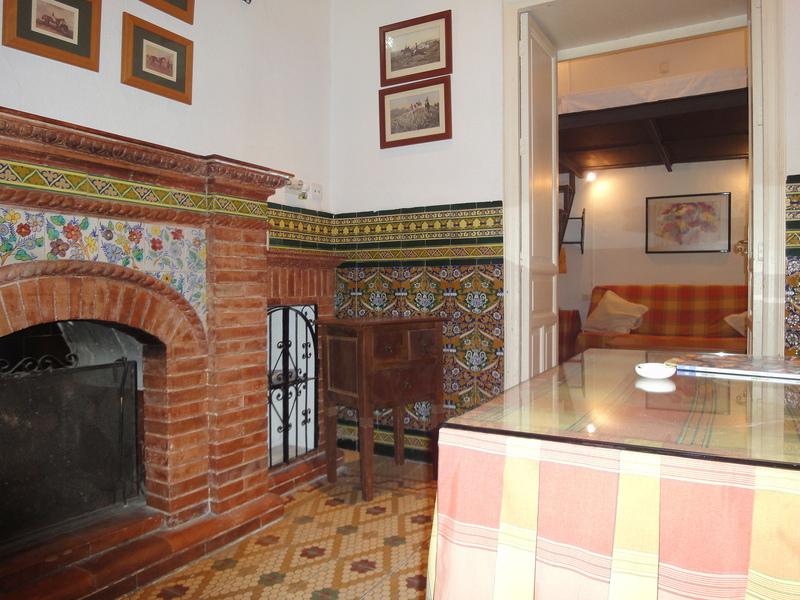 Dormitorio - Apartamento en alquiler en calle Aguilas, Casco Antiguo en Sevilla - 117838716