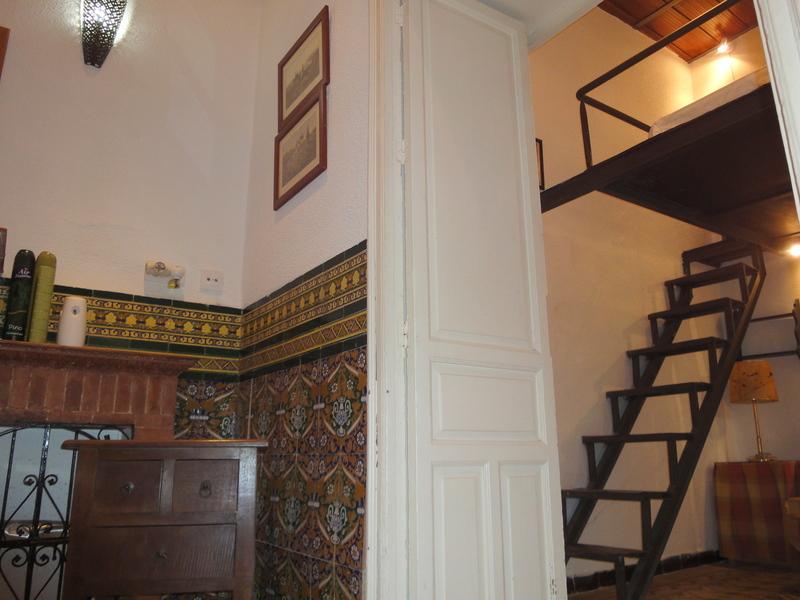 Dormitorio - Apartamento en alquiler en calle Aguilas, Casco Antiguo en Sevilla - 117838721