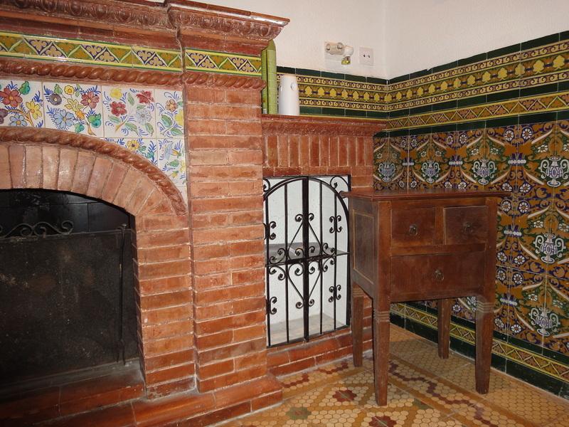 Salón - Apartamento en alquiler en calle Aguilas, Casco Antiguo en Sevilla - 117838728