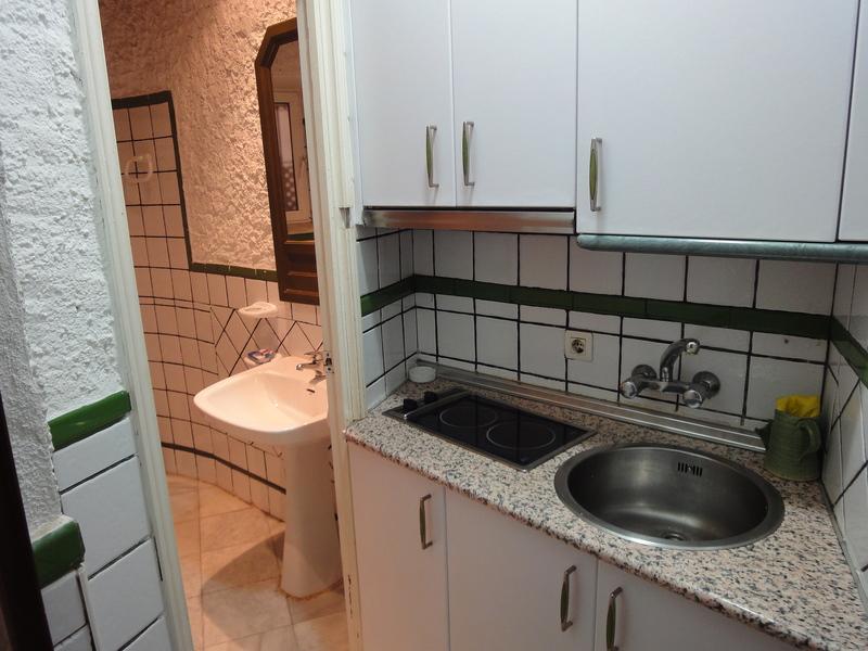 Cocina - Apartamento en alquiler en calle Aguilas, Casco Antiguo en Sevilla - 117838739