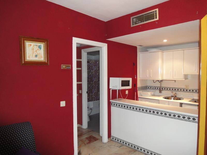 Cocina - Piso en alquiler en calle Alcalde Luis Uruñuela, Este - Alcosa - Torreblanca en Sevilla - 121024638