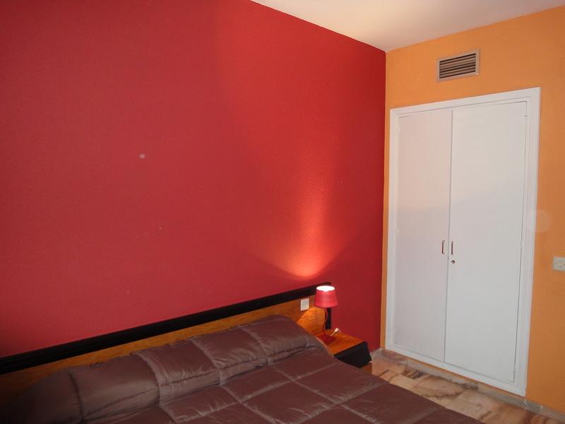 Dormitorio - Piso en alquiler en calle Alcalde Luis Uruñuela, Este - Alcosa - Torreblanca en Sevilla - 121024639