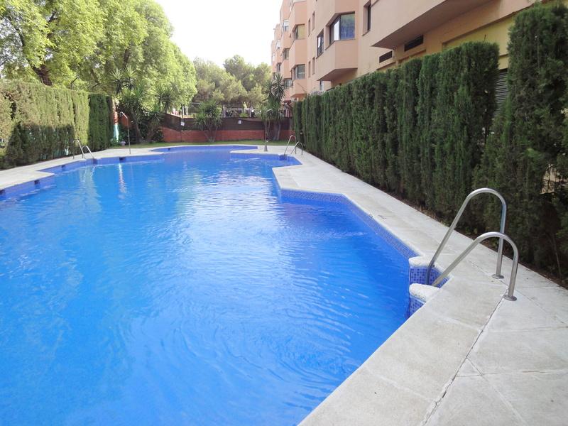 Piscina - Piso en alquiler en calle Alcalde Luis Uruñuela, Este - Alcosa - Torreblanca en Sevilla - 121024713