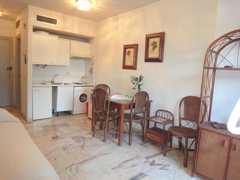 Salón - Estudio en alquiler en calle Alcalde Luis Uruñuela, Este - Alcosa - Torreblanca en Sevilla - 121087327