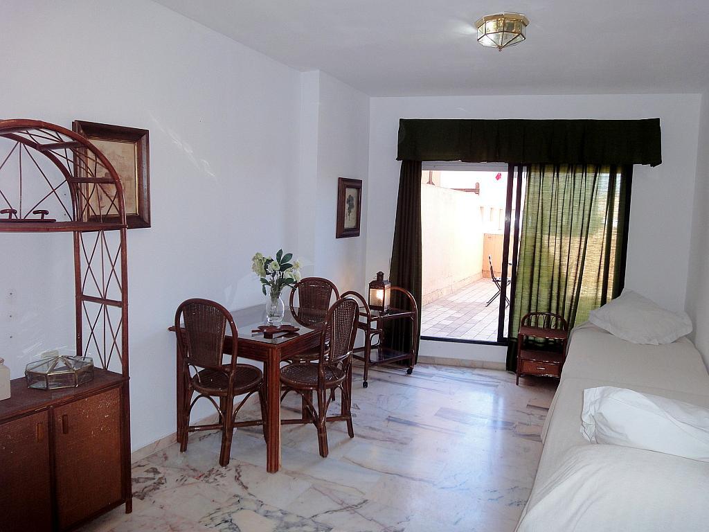 Salón - Estudio en alquiler en calle Alcalde Luis Uruñuela, Este - Alcosa - Torreblanca en Sevilla - 145651982