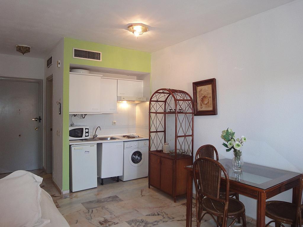 Salón - Estudio en alquiler en calle Alcalde Luis Uruñuela, Este - Alcosa - Torreblanca en Sevilla - 145652056