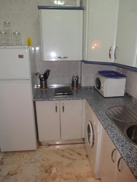 Cocina - Apartamento en alquiler en calle Alcalde Luis Uruñuela, Este - Alcosa - Torreblanca en Sevilla - 121088993