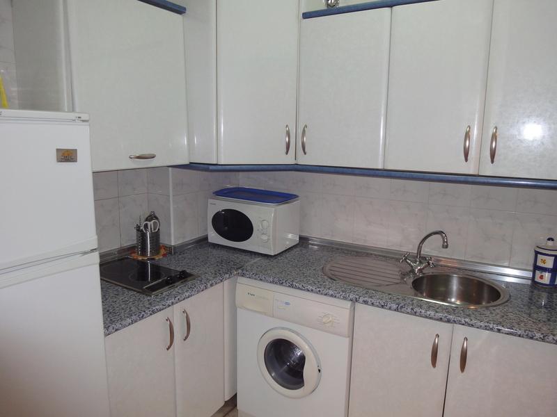 Cocina - Apartamento en alquiler en calle Alcalde Luis Uruñuela, Este - Alcosa - Torreblanca en Sevilla - 121089002