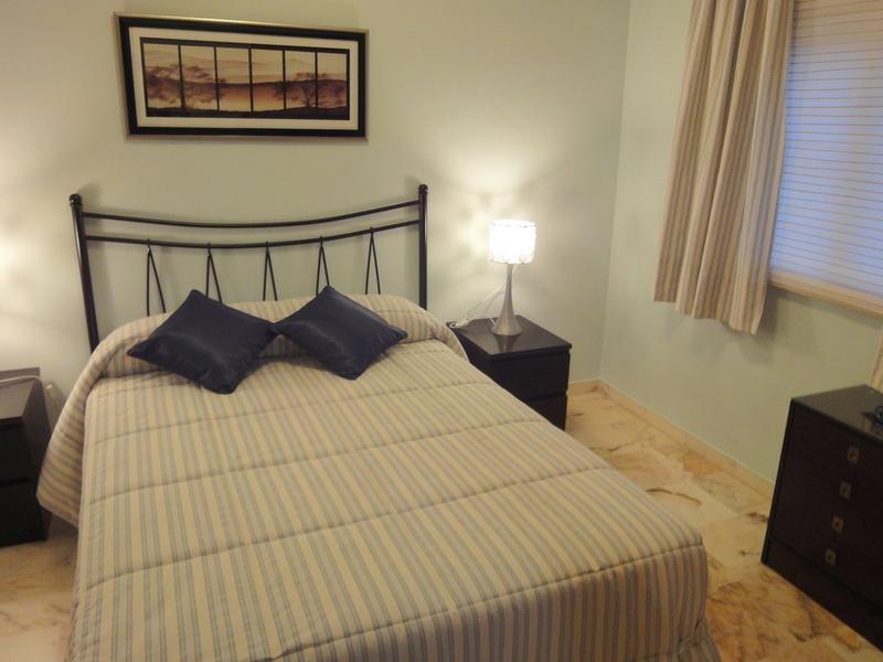 Dormitorio - Apartamento en alquiler en calle Alcalde Luis Uruñuela, Este - Alcosa - Torreblanca en Sevilla - 121089015