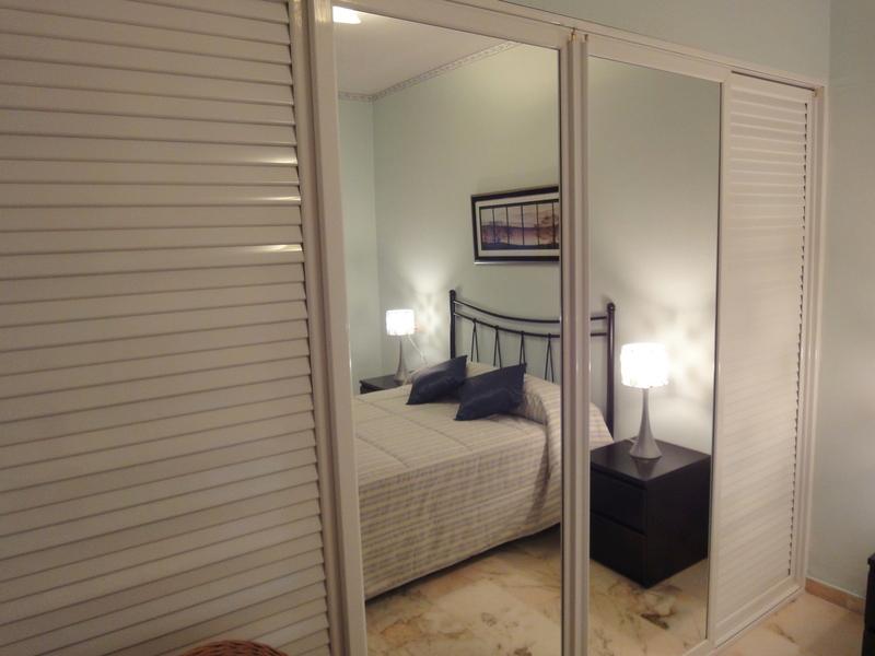 Dormitorio - Apartamento en alquiler en calle Alcalde Luis Uruñuela, Este - Alcosa - Torreblanca en Sevilla - 121089018