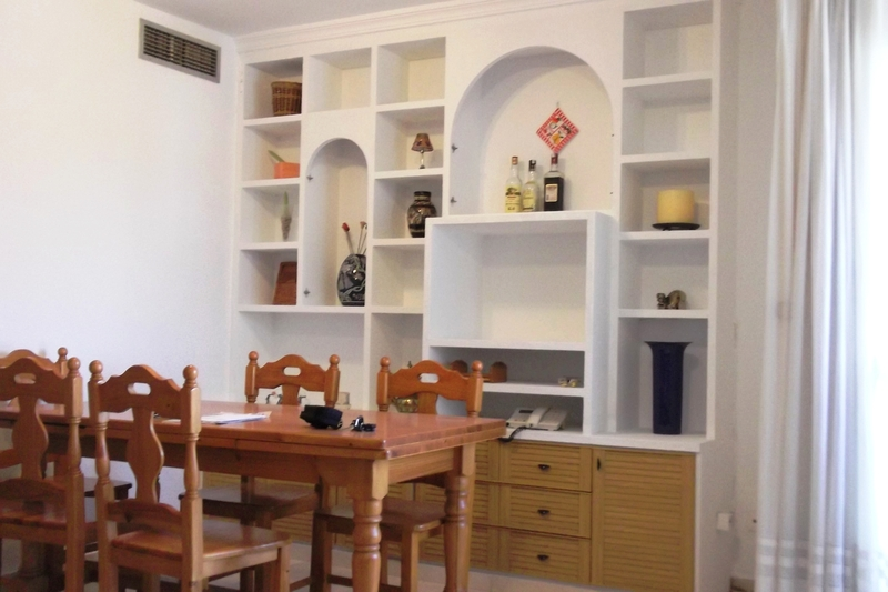 Salón - Piso en alquiler en calle Deporte, Este - Alcosa - Torreblanca en Sevilla - 121424555