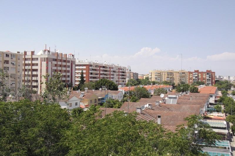 Vistas - Piso en alquiler en calle Deporte, Este - Alcosa - Torreblanca en Sevilla - 121424591