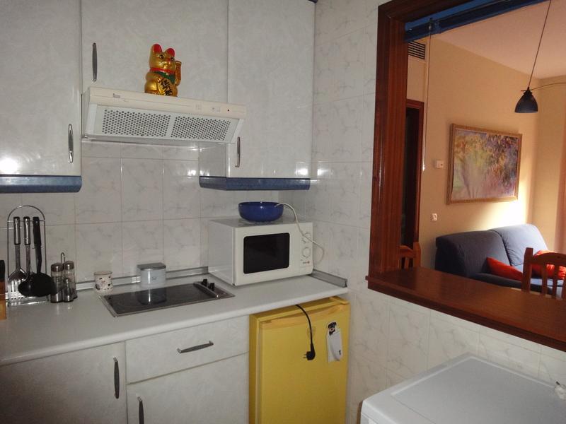 Cocina - Piso en alquiler en calle Alcalde Luis Uruñuela, Entrepuentes en Sevilla - 121543854
