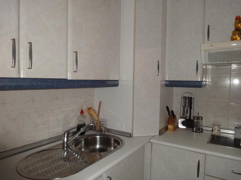 Cocina - Piso en alquiler en calle Alcalde Luis Uruñuela, Entrepuentes en Sevilla - 121543857