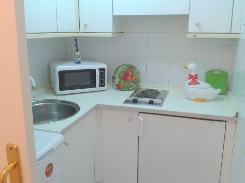 Cocina - Piso en alquiler en calle Alcalde Luis Uruñuela, Entrepuentes en Sevilla - 121656240