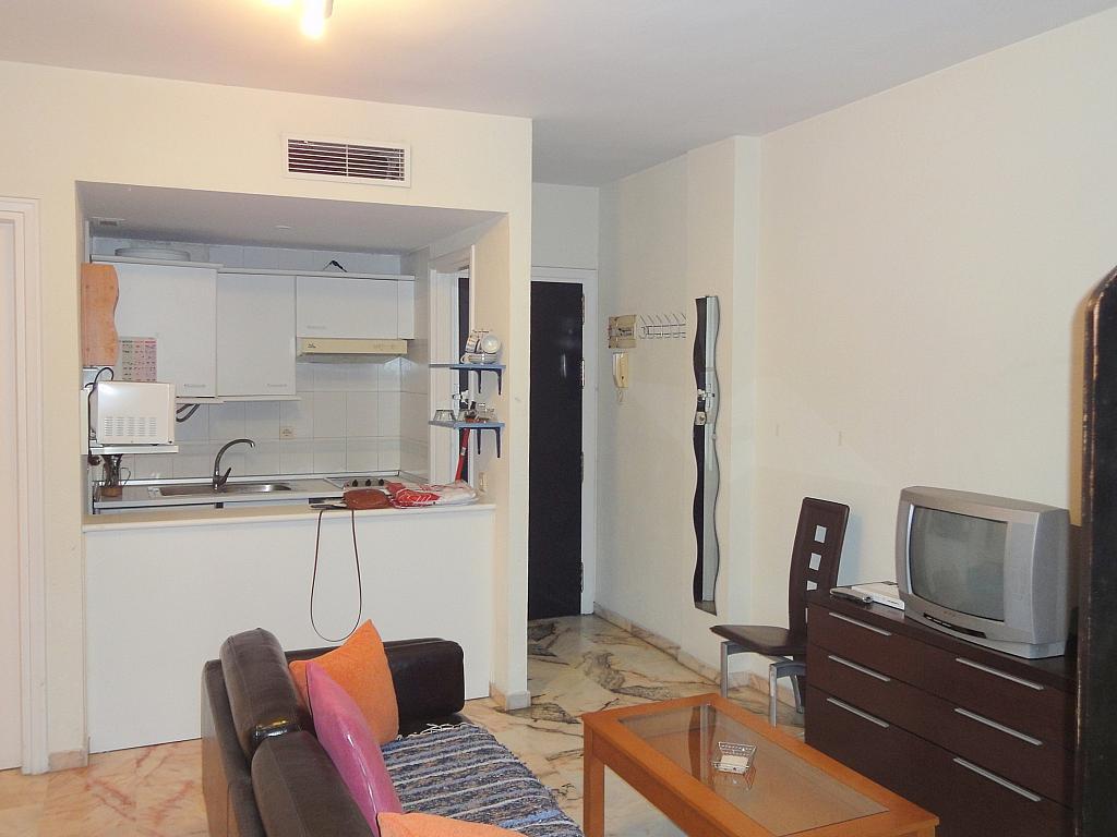Estudio en alquiler en calle Alcalde Luis Uruñuela, Este - Alcosa - Torreblanca en Sevilla - 123701445
