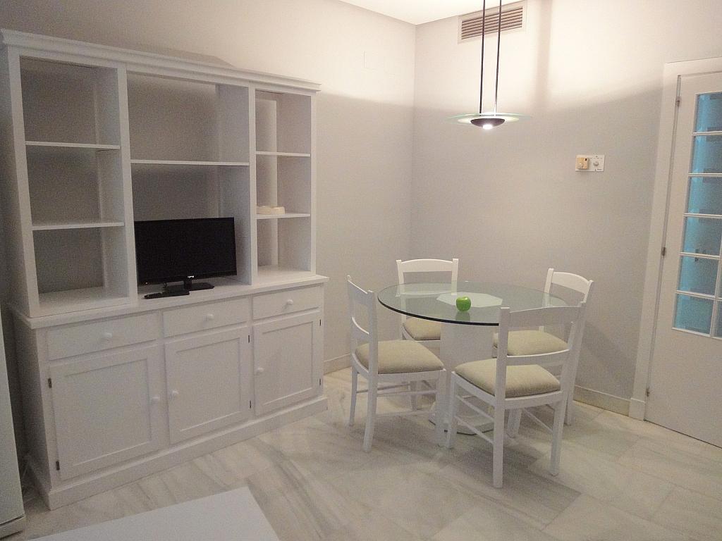 Salón - Apartamento en alquiler en calle Alcalde Luis Uruñuela, Entrepuentes en Sevilla - 127135251