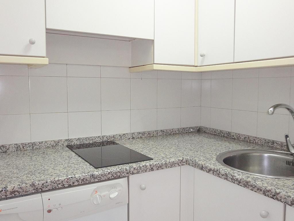 Cocina - Apartamento en alquiler en calle Alcalde Luis Uruñuela, Entrepuentes en Sevilla - 127135279