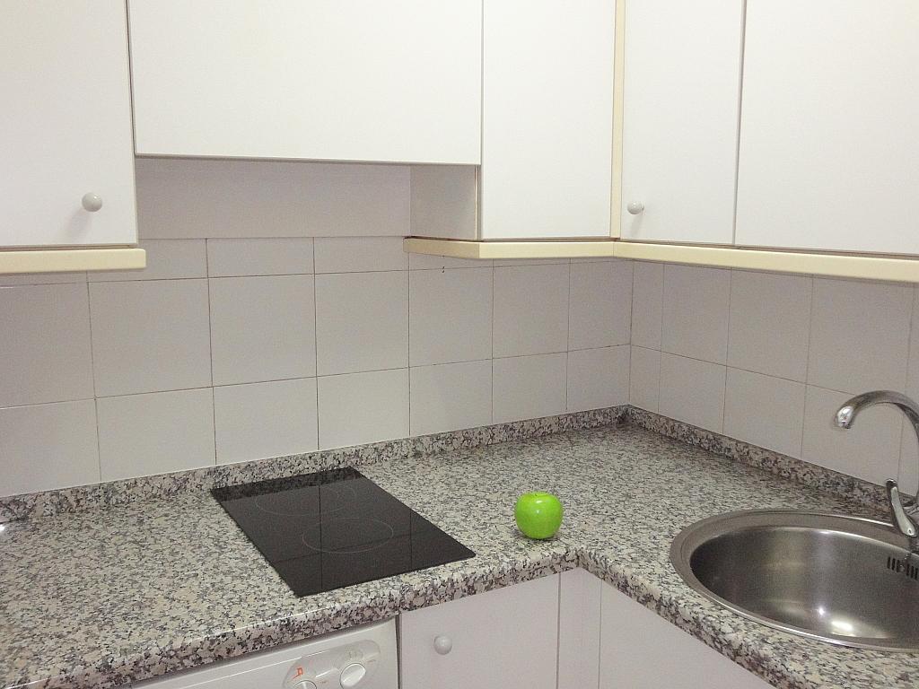 Cocina - Apartamento en alquiler en calle Alcalde Luis Uruñuela, Entrepuentes en Sevilla - 127135281