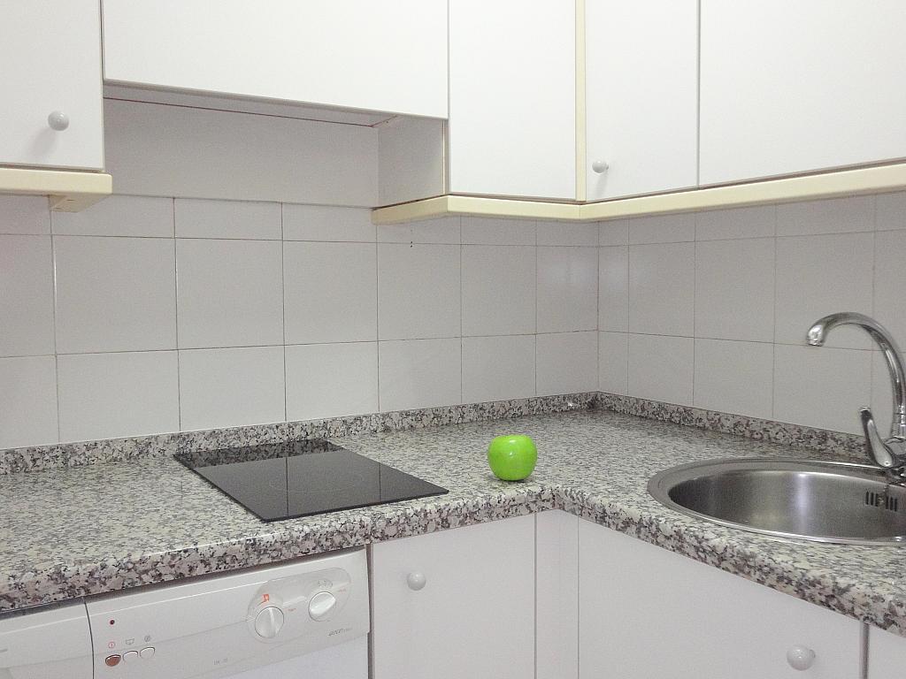 Cocina - Apartamento en alquiler en calle Alcalde Luis Uruñuela, Entrepuentes en Sevilla - 127135283