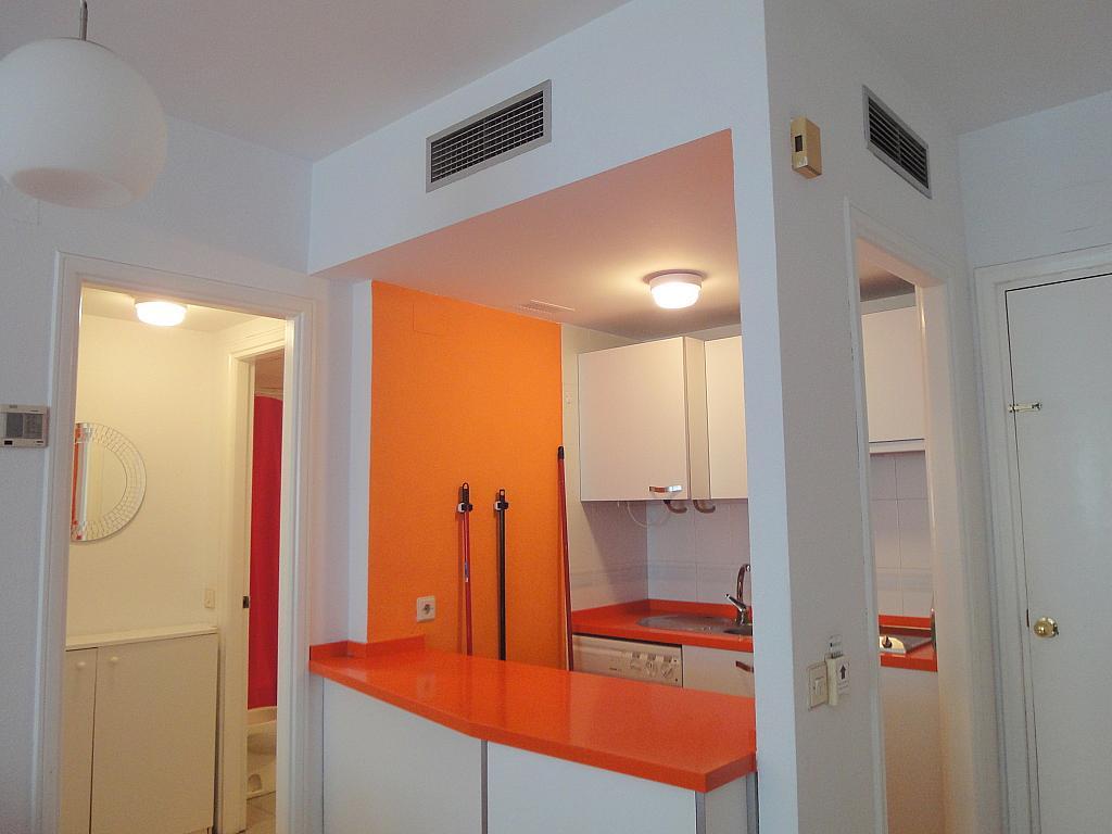 Apartamento en alquiler en calle Alcalde Luis Uruñuela, Entrepuentes en Sevilla - 133021278