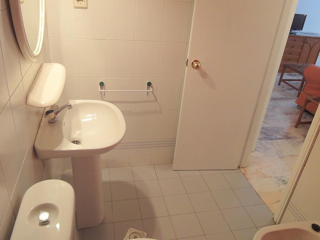 Apartamento en alquiler en calle Alcalde Luis Uruñuela, Entrepuentes en Sevilla - 133021411