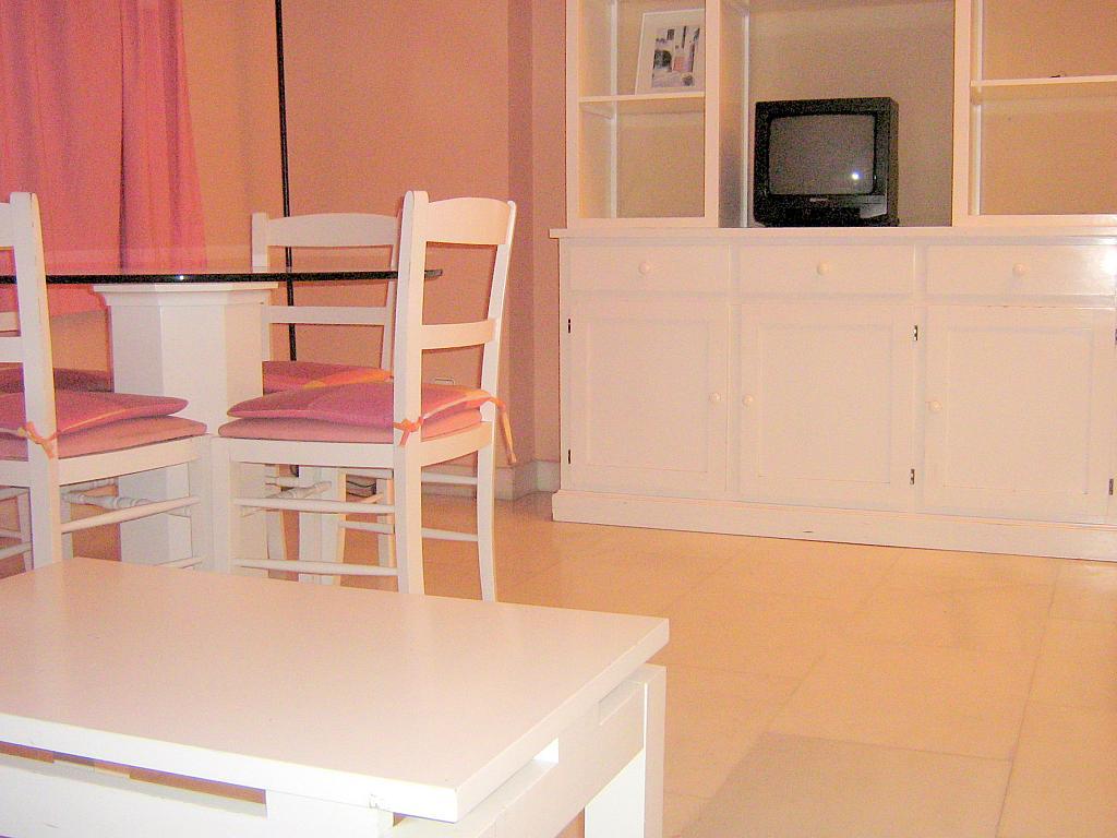 Salón - Apartamento en alquiler en calle Avd de Las Ciencias, Av. Ciencias-Emilio Lemos en Sevilla - 135099281