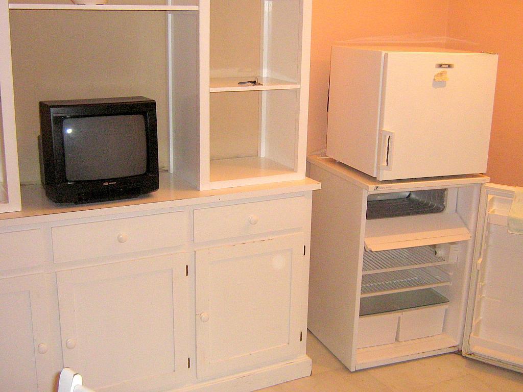 Salón - Apartamento en alquiler en calle Avd de Las Ciencias, Av. Ciencias-Emilio Lemos en Sevilla - 135099355